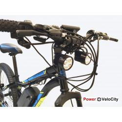 Ebike 48V 750W Mid-Drive Motor+48V