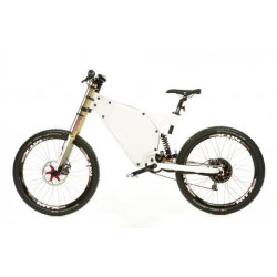 Full Suspension eBike Frame Set
