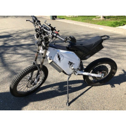 Ultimator High-Voltage Off-road Fun Machine Bike