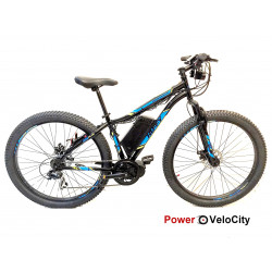Mountain Climber Ebike 48V 750W Mid-Drive System