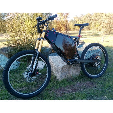 2016 Ultimator Full Suspension 5-8kw eBike