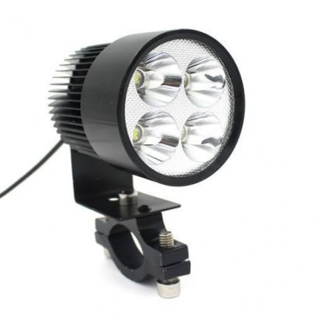 12V-100V LED E-bike 20W Headlights