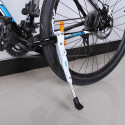 "Bicycle Cycling Kickstand Aluminum Alloy For Bike 20"" 24"" 26"" Kick Stand New"